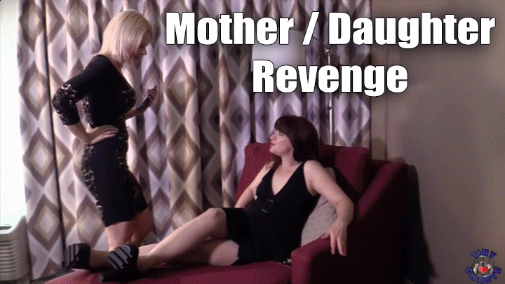 Taboo Chastity - Mother/daughter revenge