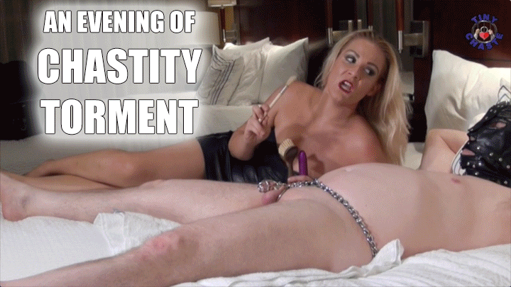 Tormented In Chastity