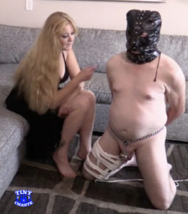 Goddess Kristyna in Too Lenient