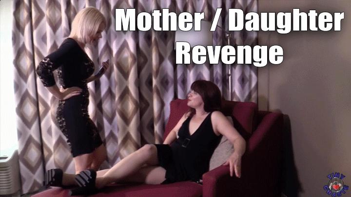 Taboo Chastity - Mother/daughter revenge