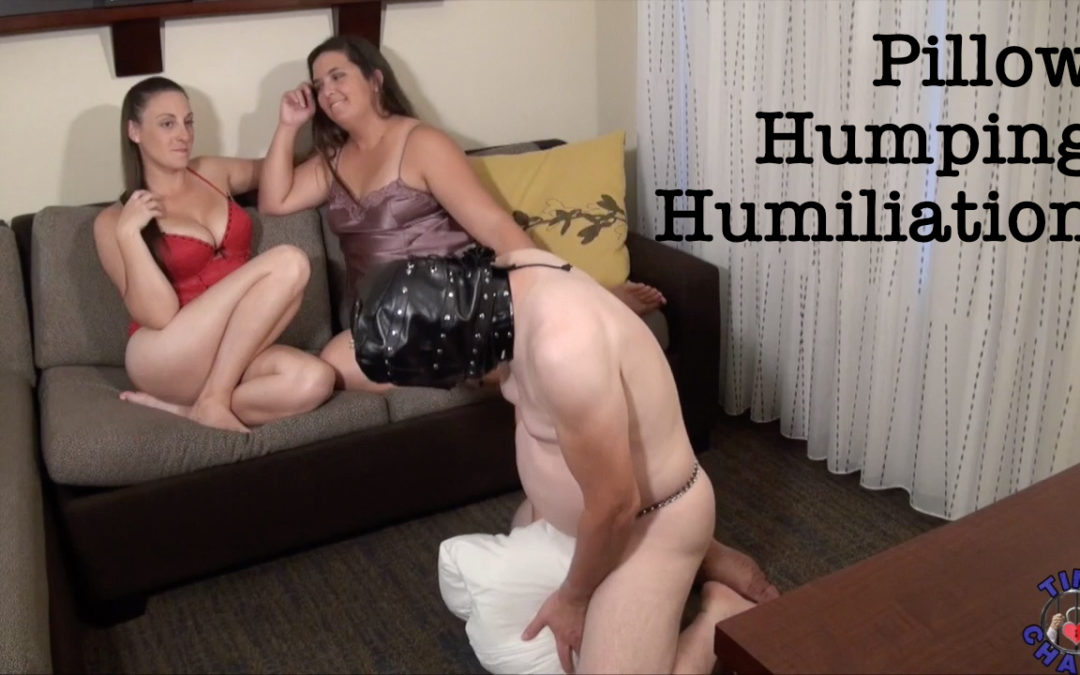 The Humiliation Of Humping In Chastity