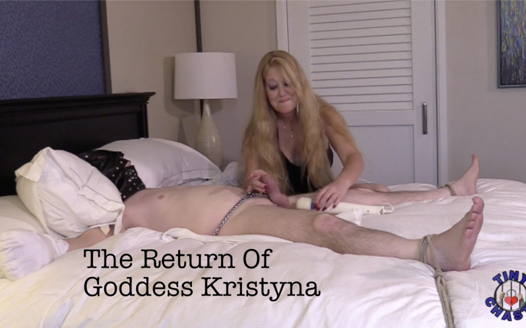 Goddess Kristyna Returns